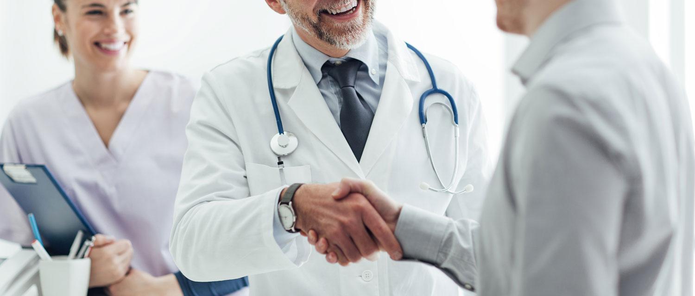 Servizi di diagnostica e terapia medica