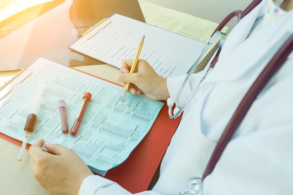 Visita medica specialistica ematologia