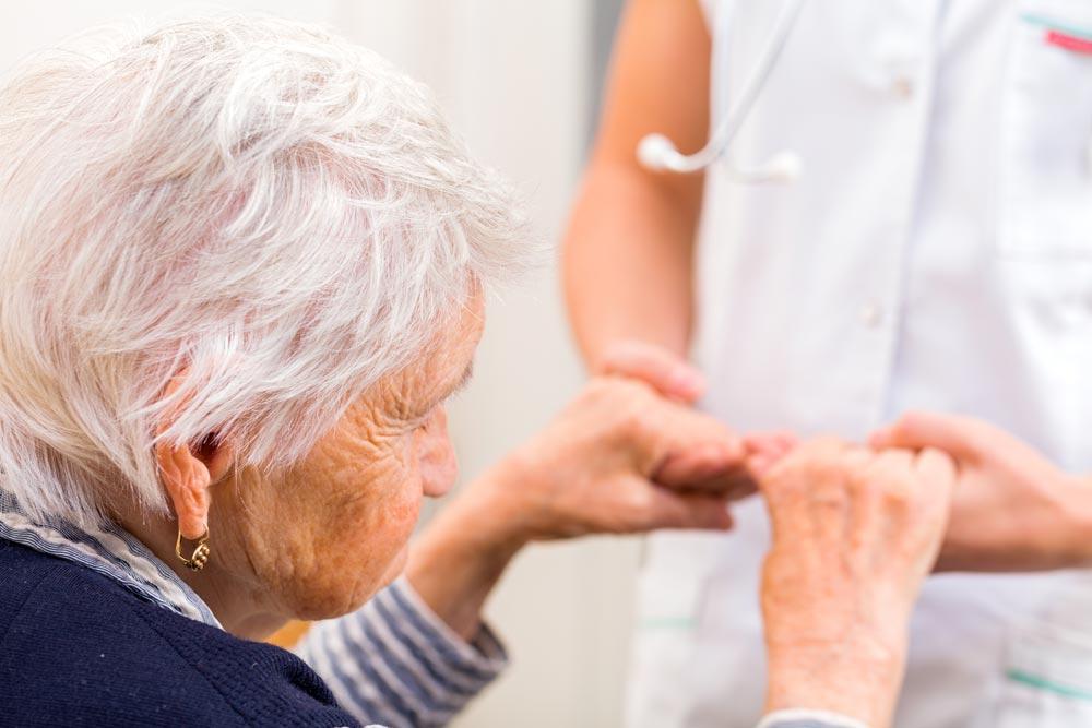 Visita medica specialistica geriatria