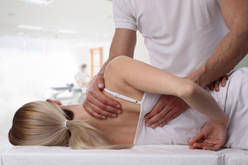 Visita medica specialistica osteopatia