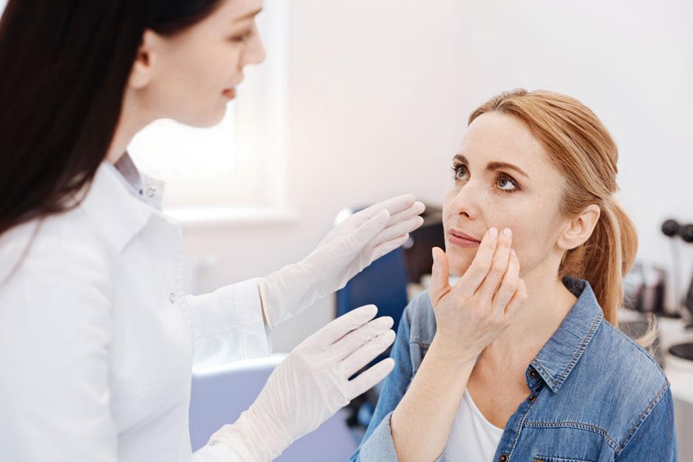 Visita medica specialistica medicina estetica