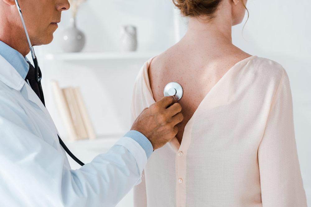 Visita medica specialistica pneumologia