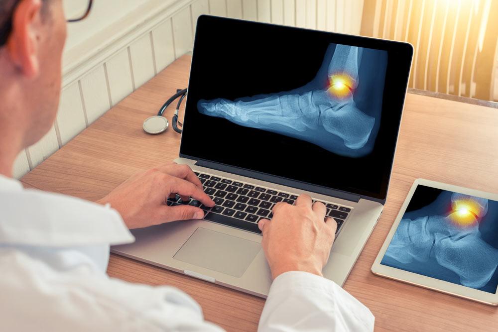 Chirurgia del piede e della caviglia | Dott. Riccardo Scagni